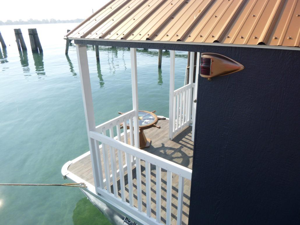 Port Porch view