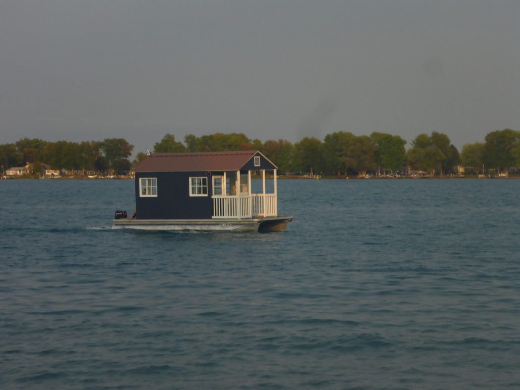 Tiny Lake House, on the Lake