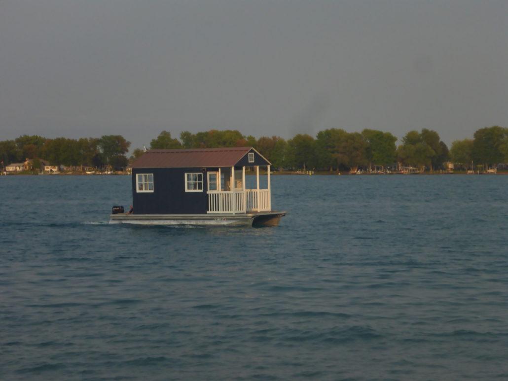 Tiny Lake House, on the Lake